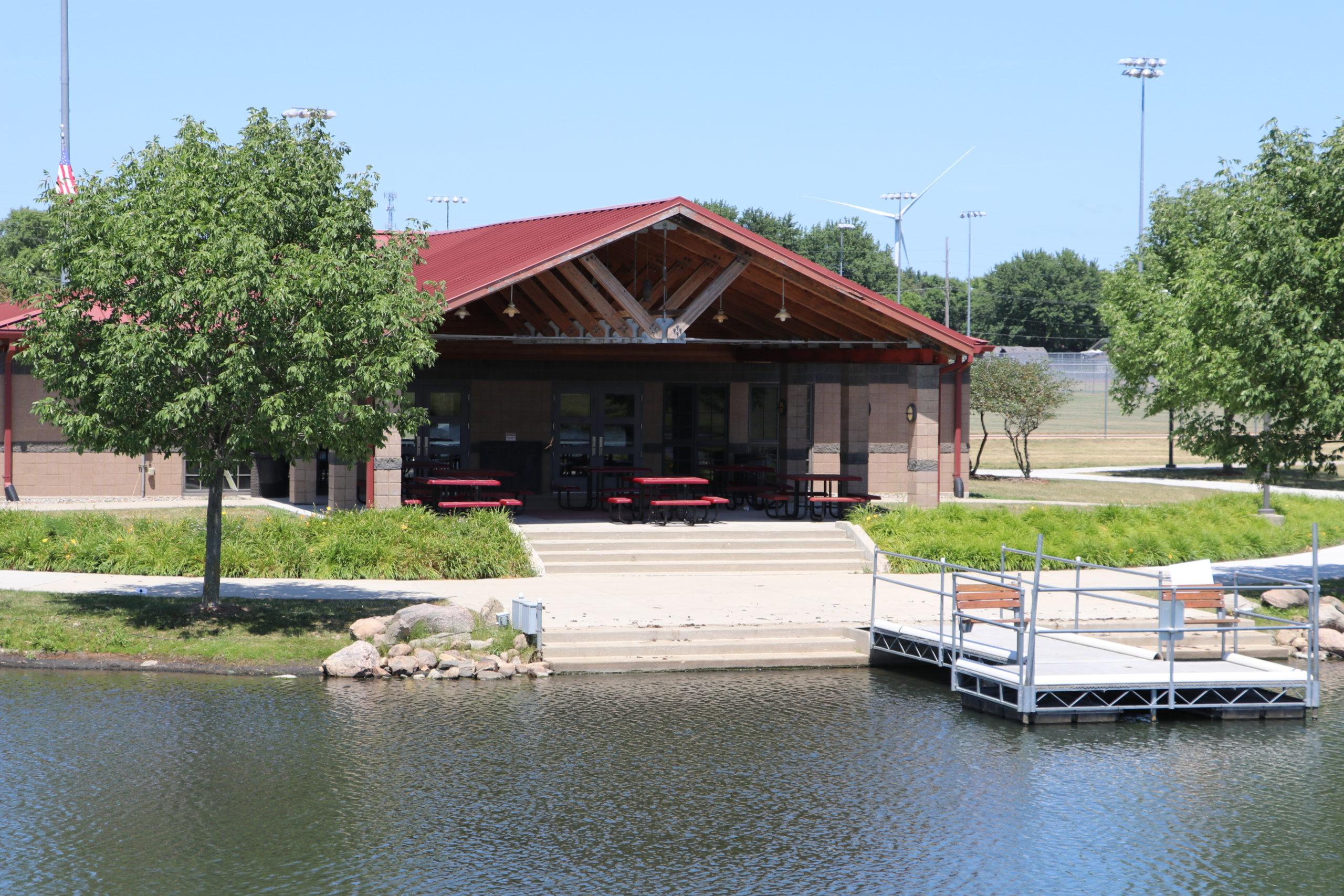 SCORE Pavilion