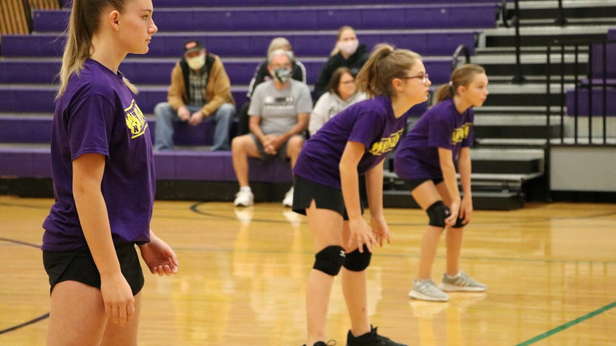 Youth Volleyball