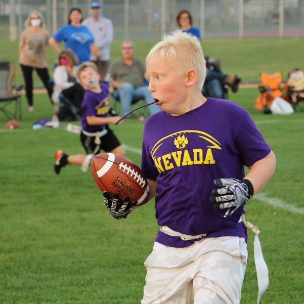 Youth Flag Football Game