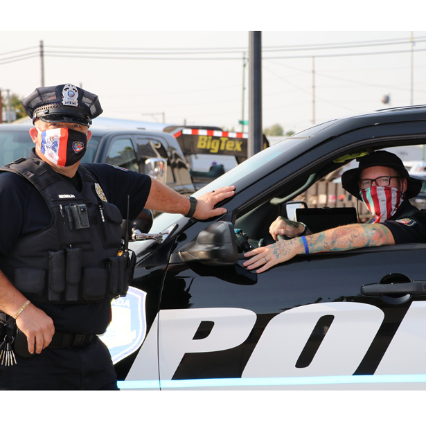 2 nevada police officers