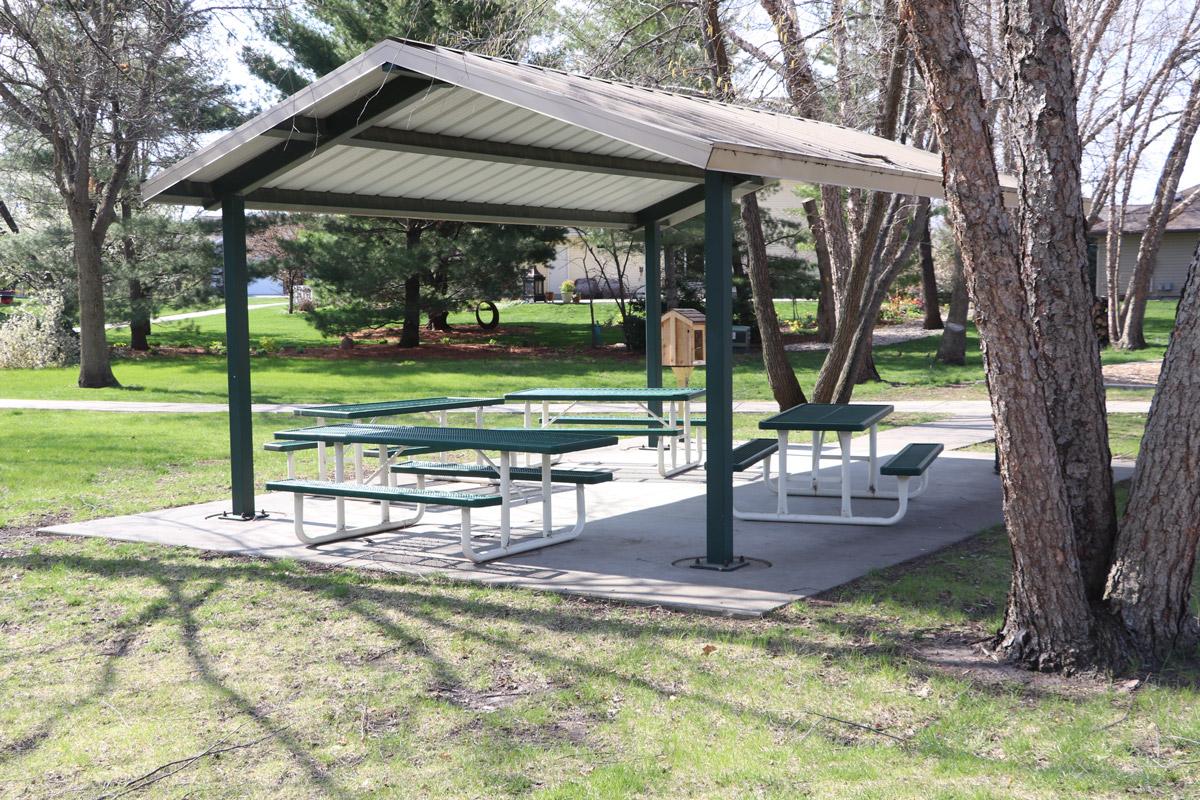 Krupp Park Shelter