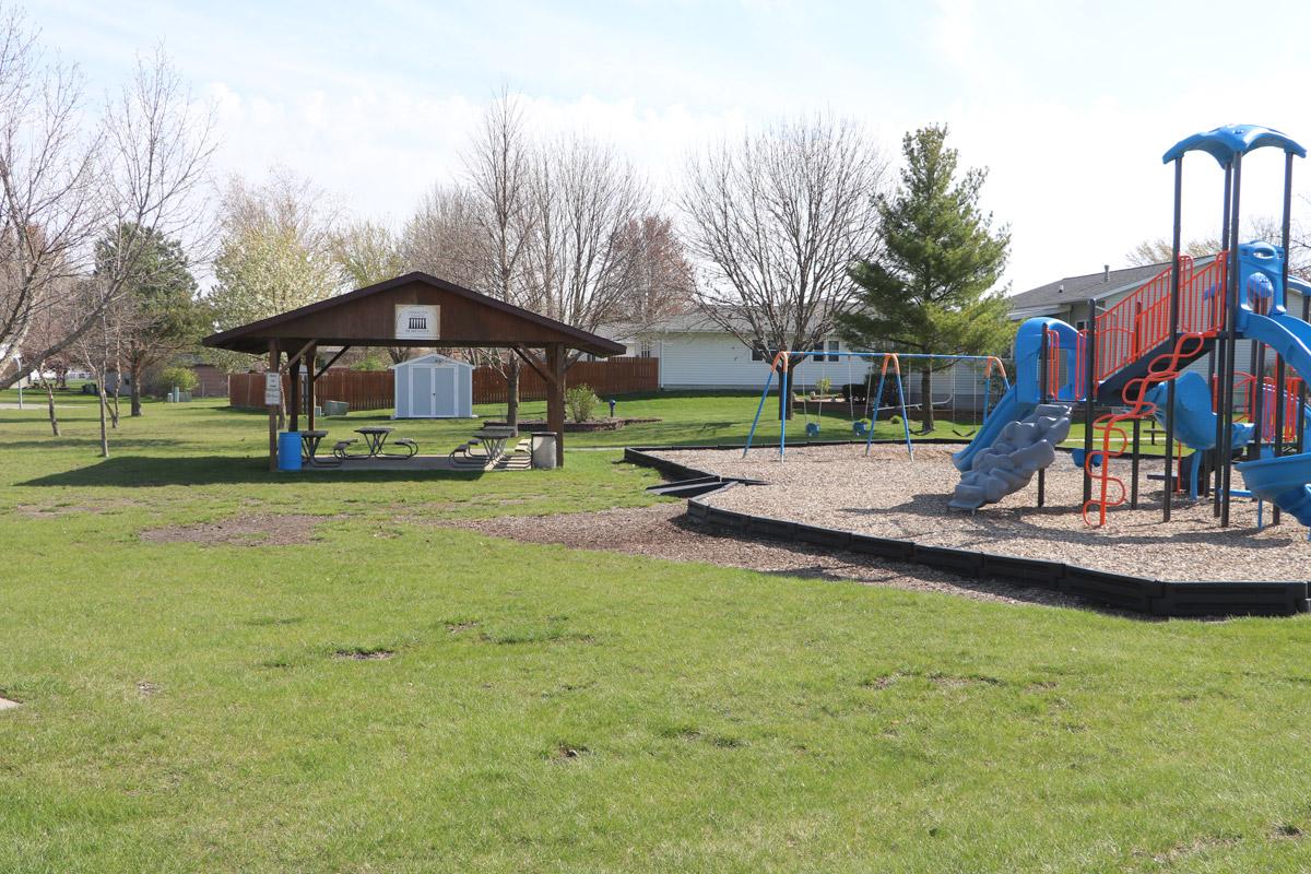 Mardean Park Shelter