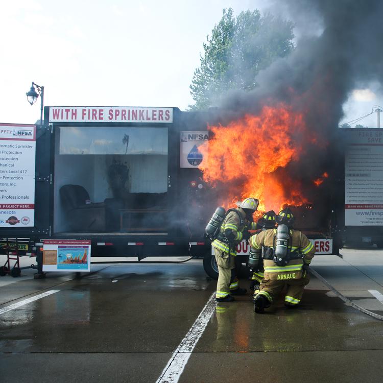 fire-demonstration